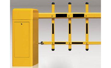 Cổng Barie SC 100G ( kép – màu vàng )