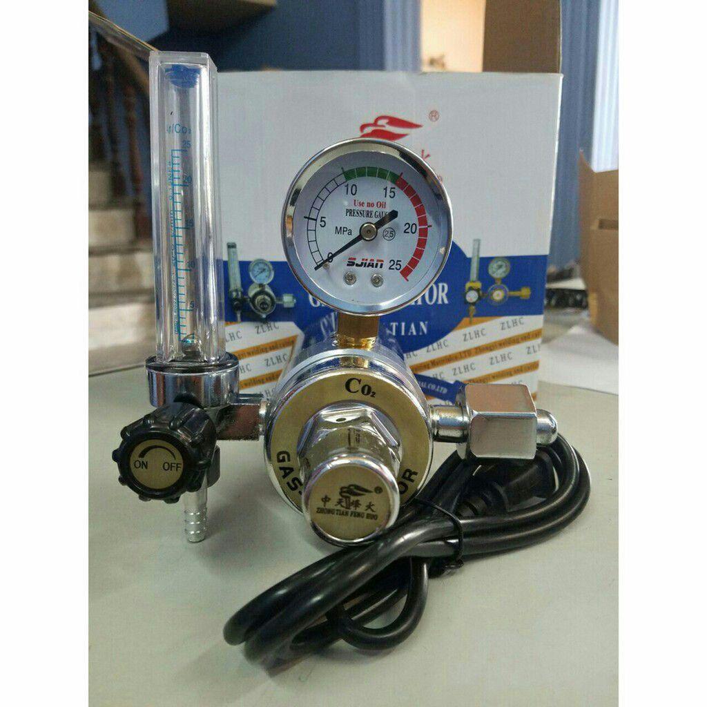 Đồng hồ Co2 220V