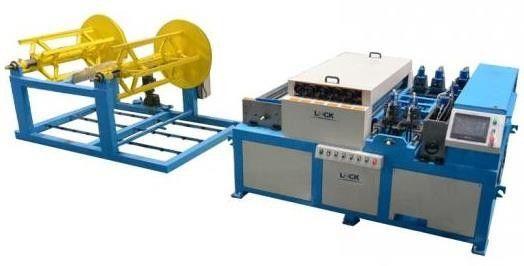 Máy làm ống gió vuông tự động - Line II