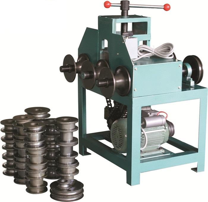 Đặc điểm của máy uốn sắt ống 3 trục