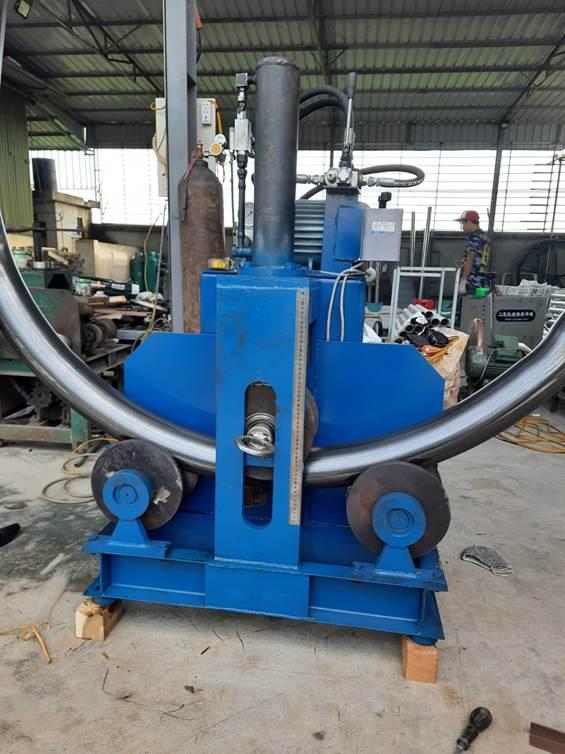 Máy uốn ống thuỷ lực có năng suất hiệu quả cao