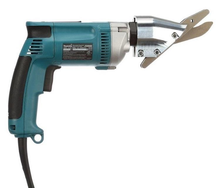 Máy cắt tôn cầm tay Makita JS8000 Fiber Cement Shear