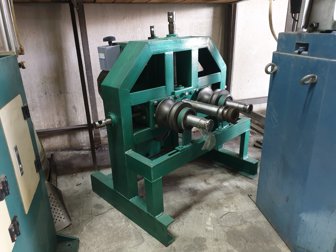 Ứng dụng của máy uốn ống thủy lực