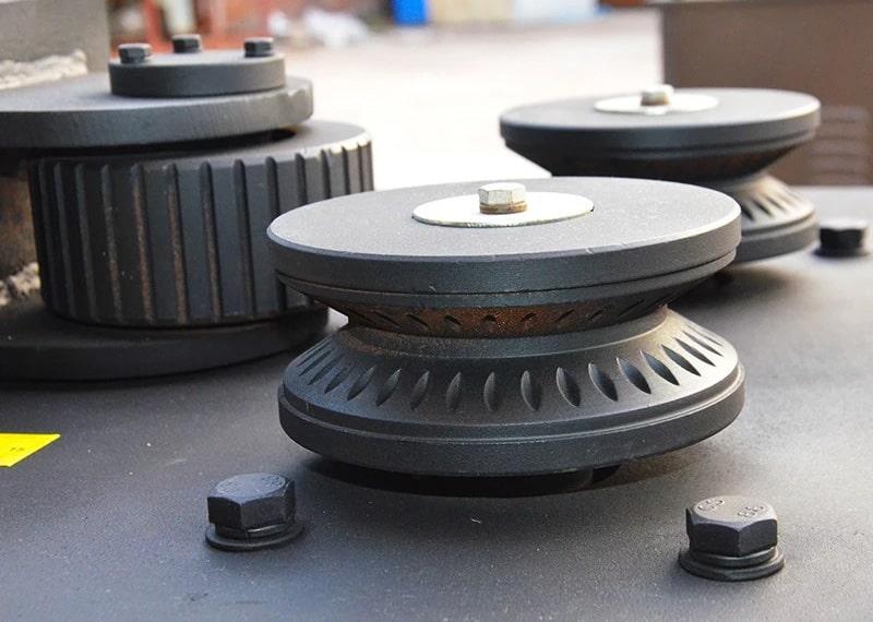 Ứng dụng của máy uốn ống bằng điện