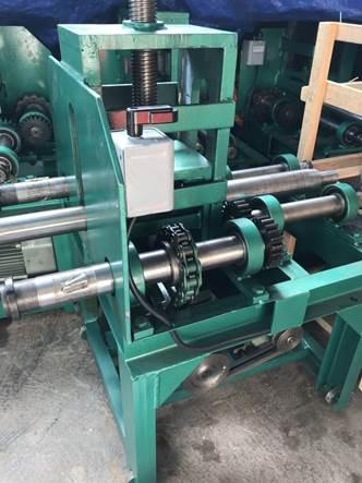 Máy uốn BA4 cho ra những ống uốn tạo hình đạt chuẩn