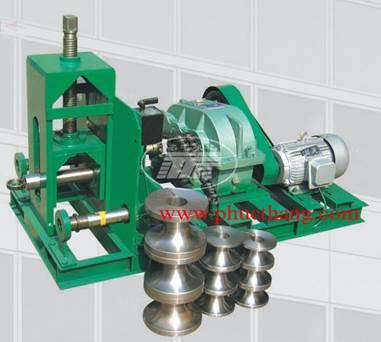 Máy uốn ống lớn- thiết bị nâng cao năng suất làm việc hiệu quả