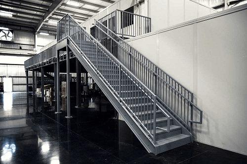 Ứng dụng của cầu thang sắt, cầu thang thép vào đời sống